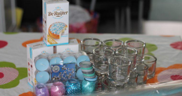 Partyfavors om zelf te maken voor een babyshower