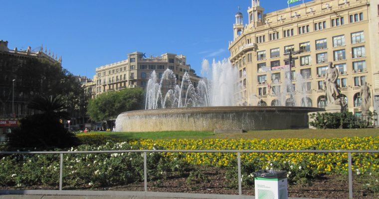 Barcelona,  een stad waar ontzettend veel te doen is