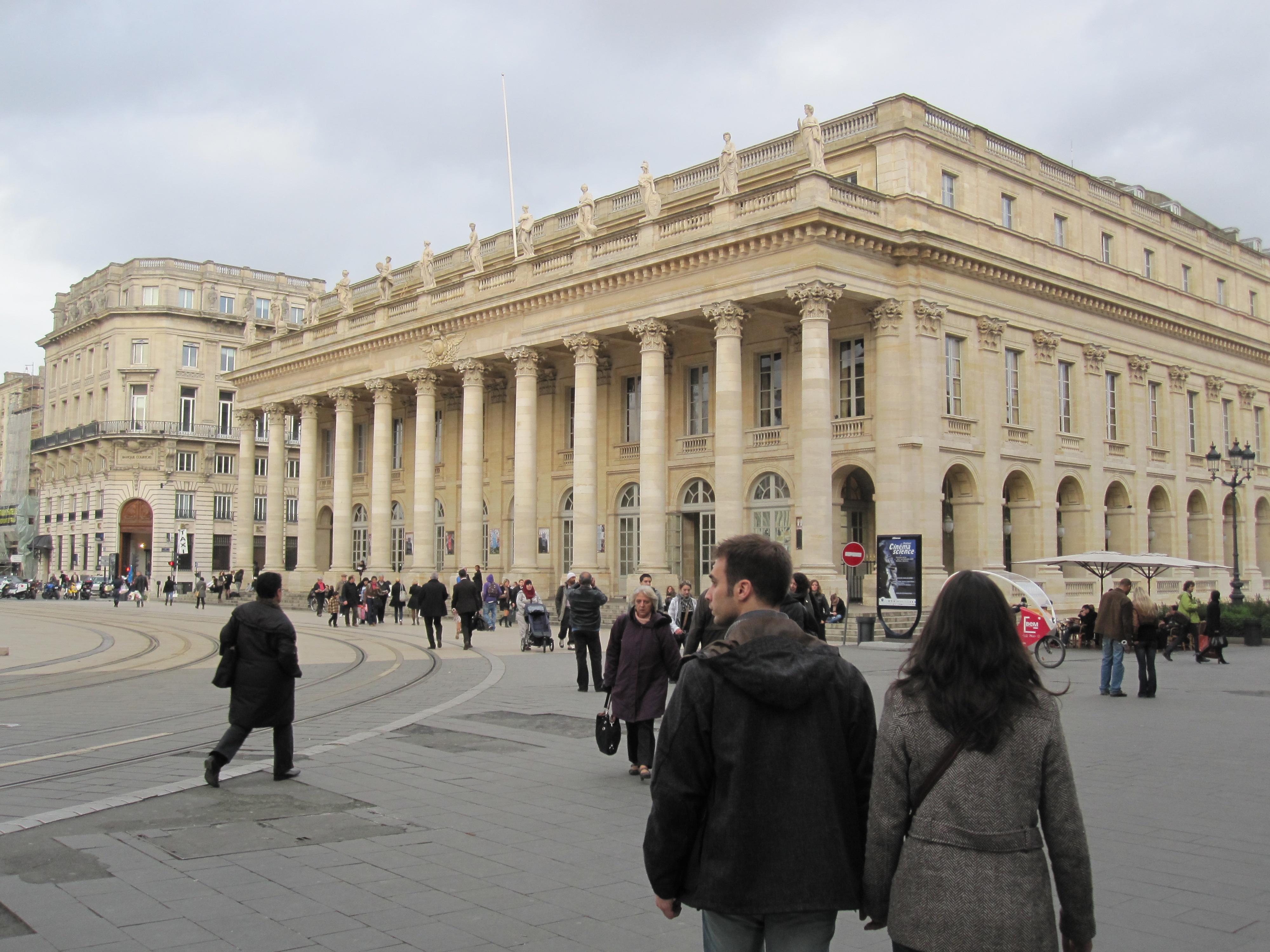 Bordeaux, de plek voor een leuke stedentrip