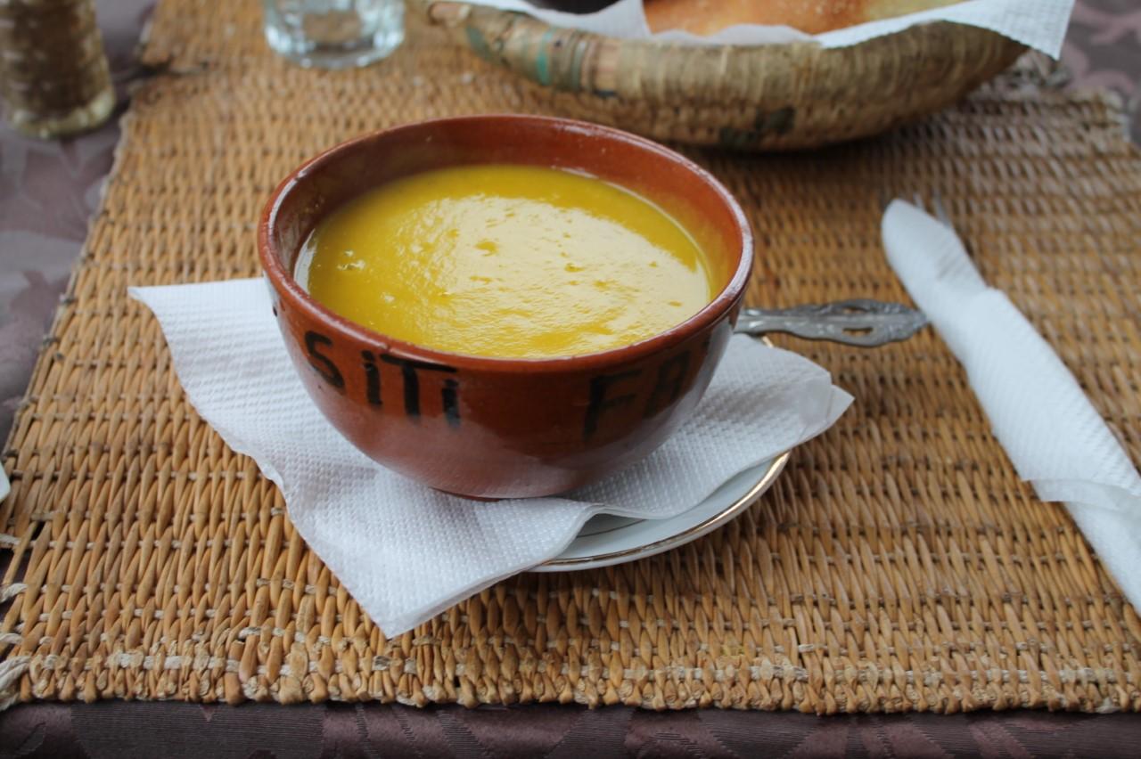 Mijn favoriete Vegan Marokaanse soep: Harira