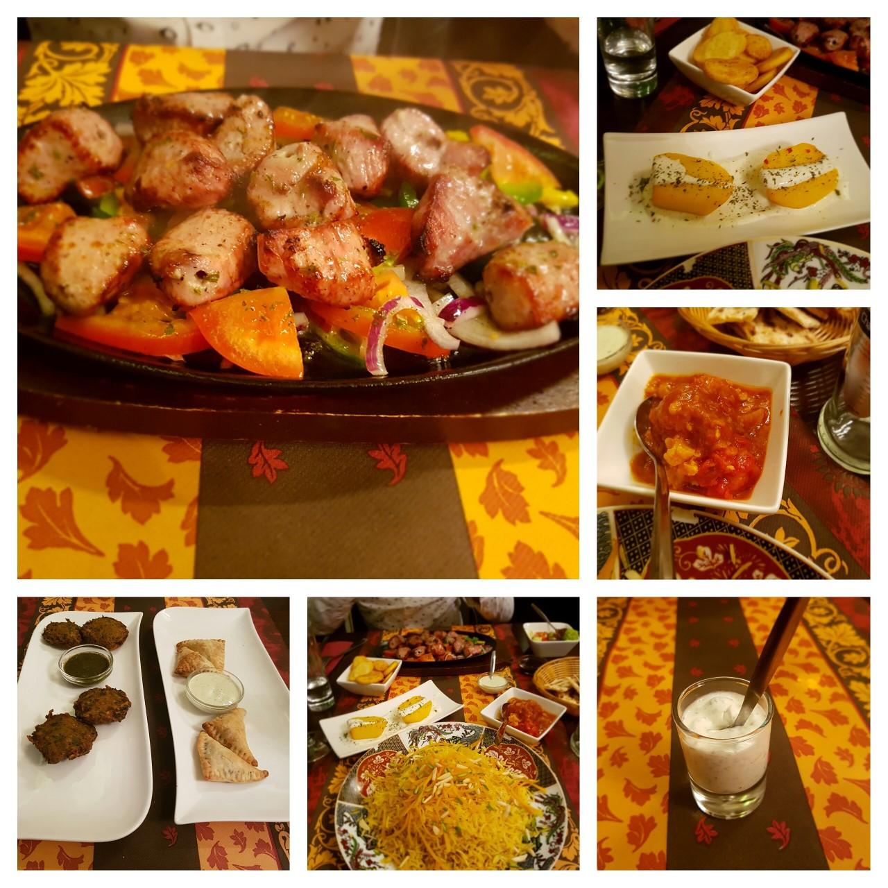 Lekker Afghaans eten bij Kabul in Breda