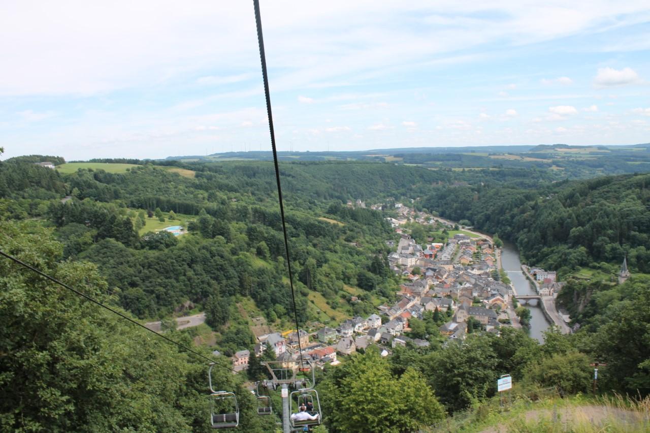 Tips romantisch weekendje weg Luxemburg; tips wat te doen, uitjes en bezienswaardigheden; roadtrip naar Vianden, Müllerthal en Larochette
