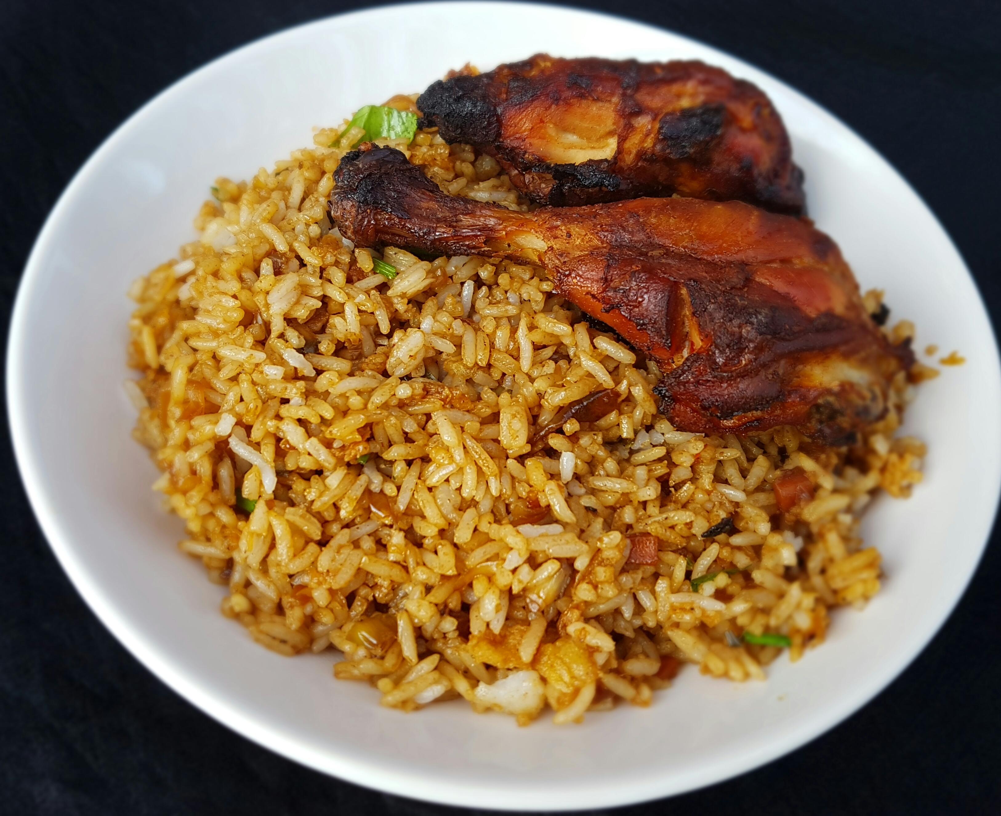 Surinaamse nasi recept met heerlijke kippenbouten