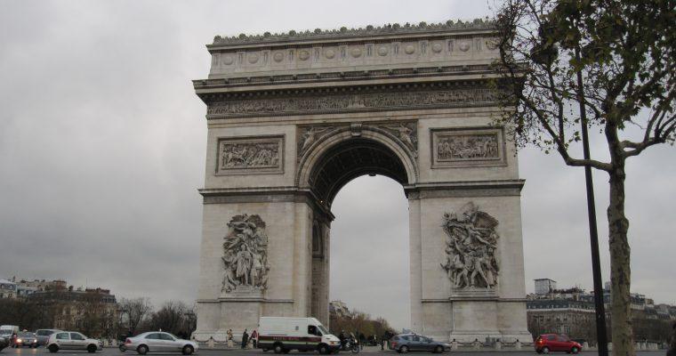 Parijs, de stad van de liefde
