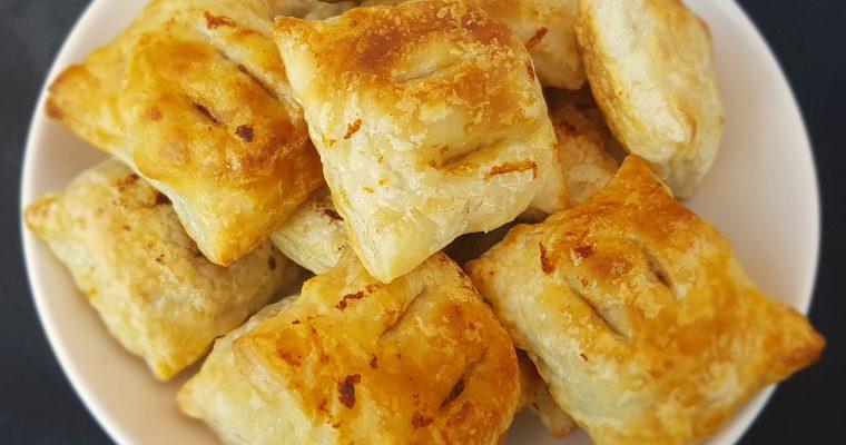 Surinaamse vleesbroodjes, de perfecte partysnack