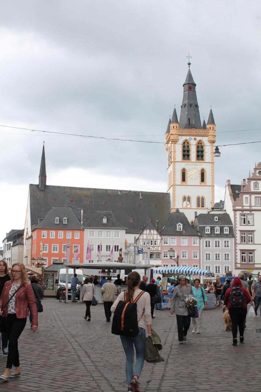 Trier; wat te doen in de de oudste stad van Duitsland. Met romeinse brug, keizerthermen, amfitheater en sushi.