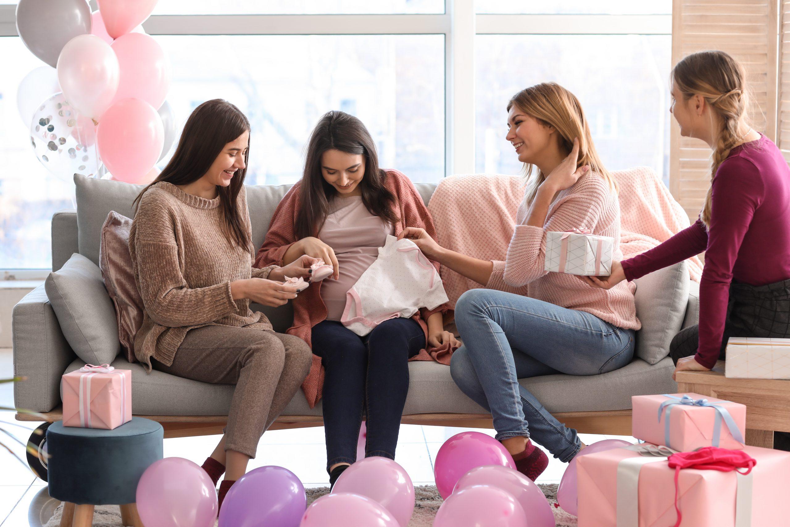 5 redenen om een babyshower te organiseren