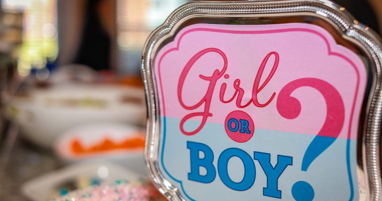 Gender reveal party? Hot or not?