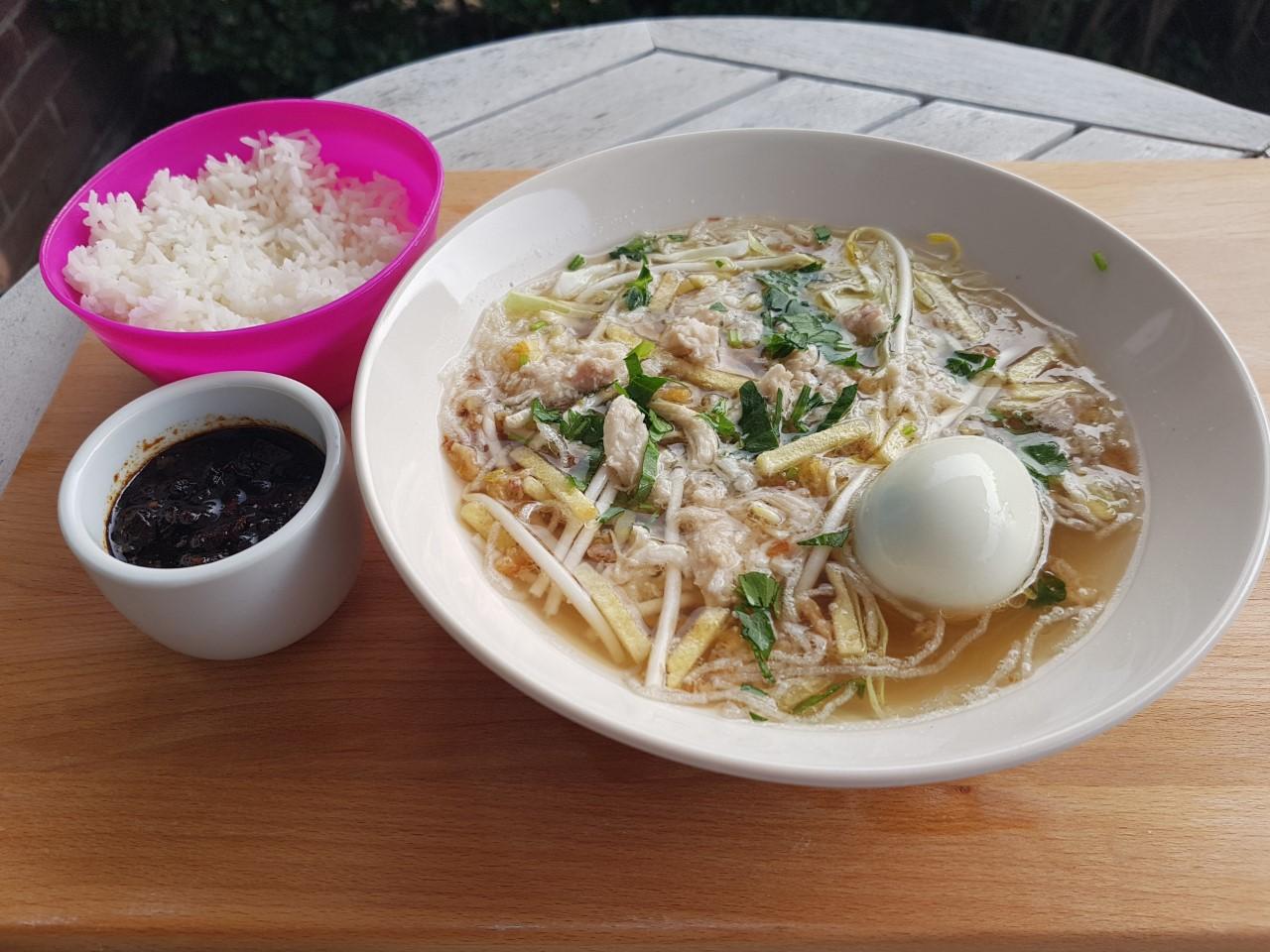 Saoto soep : een natuurlijk medicijn bij griep