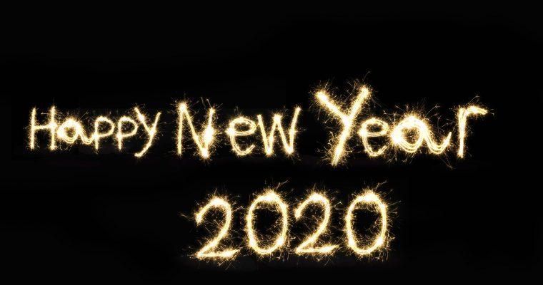 Mijn goede voornemens voor 2020