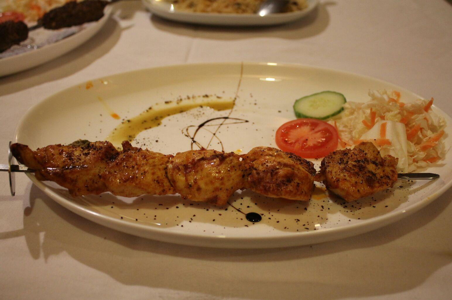 Halal eten in Praag, mijn 3 tips