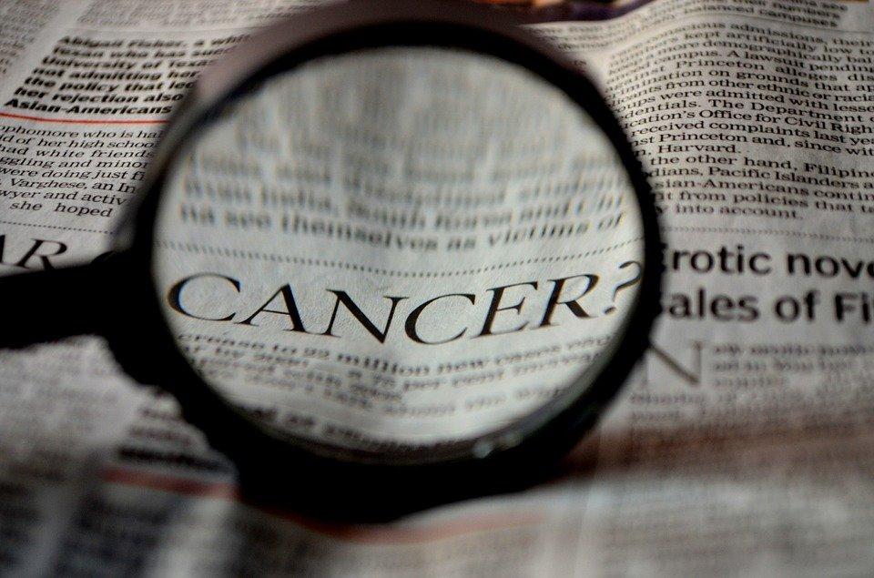 De kanker is terug…