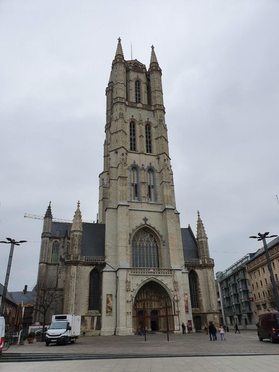 Kasteel in Gent