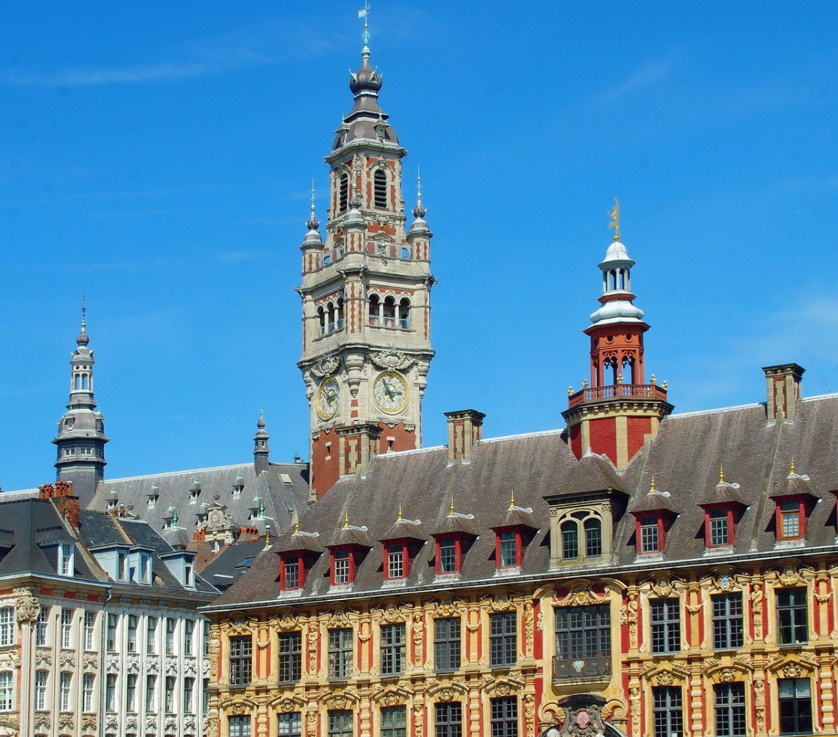 stadhuis in lille