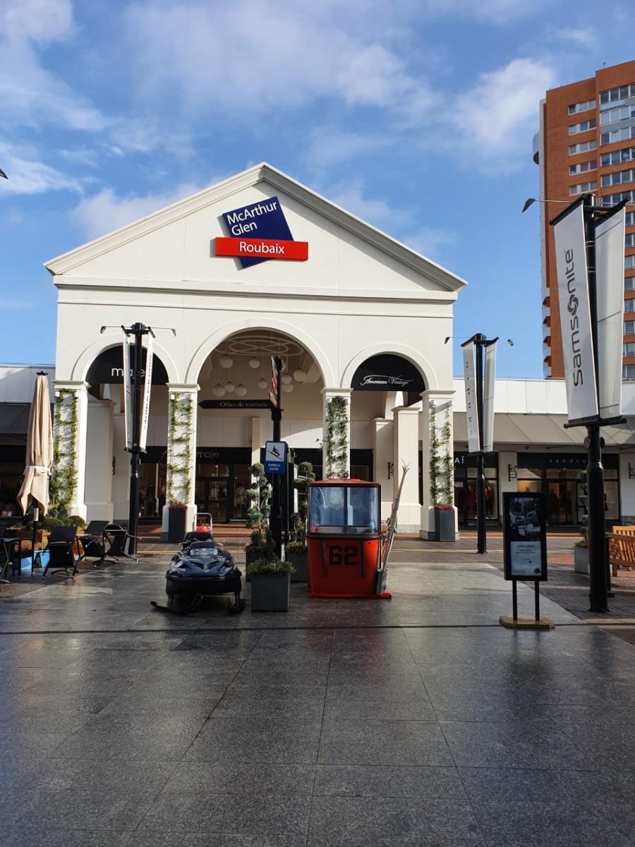 Rubaix shoppingmall