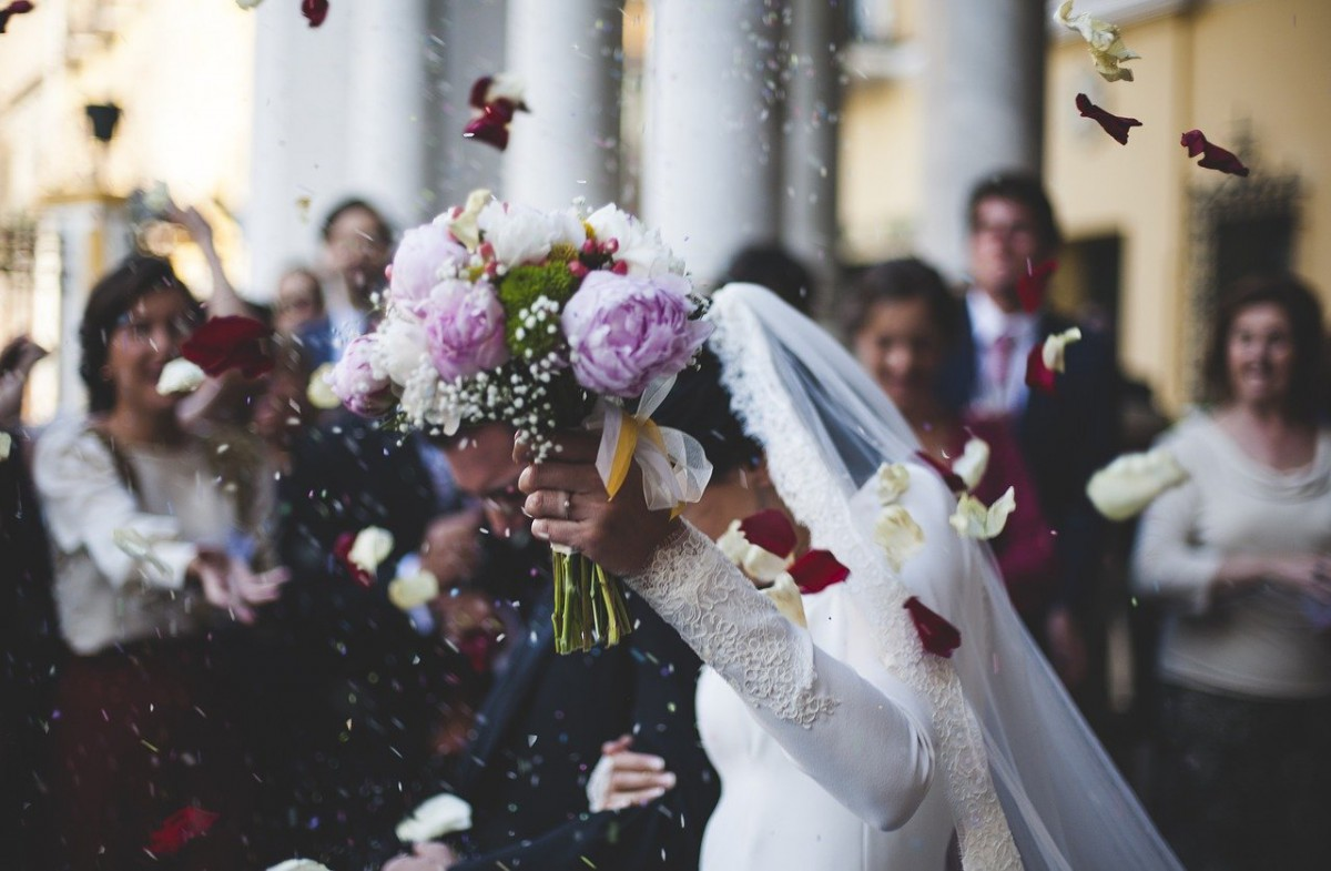Fotodetails op je bruiloft