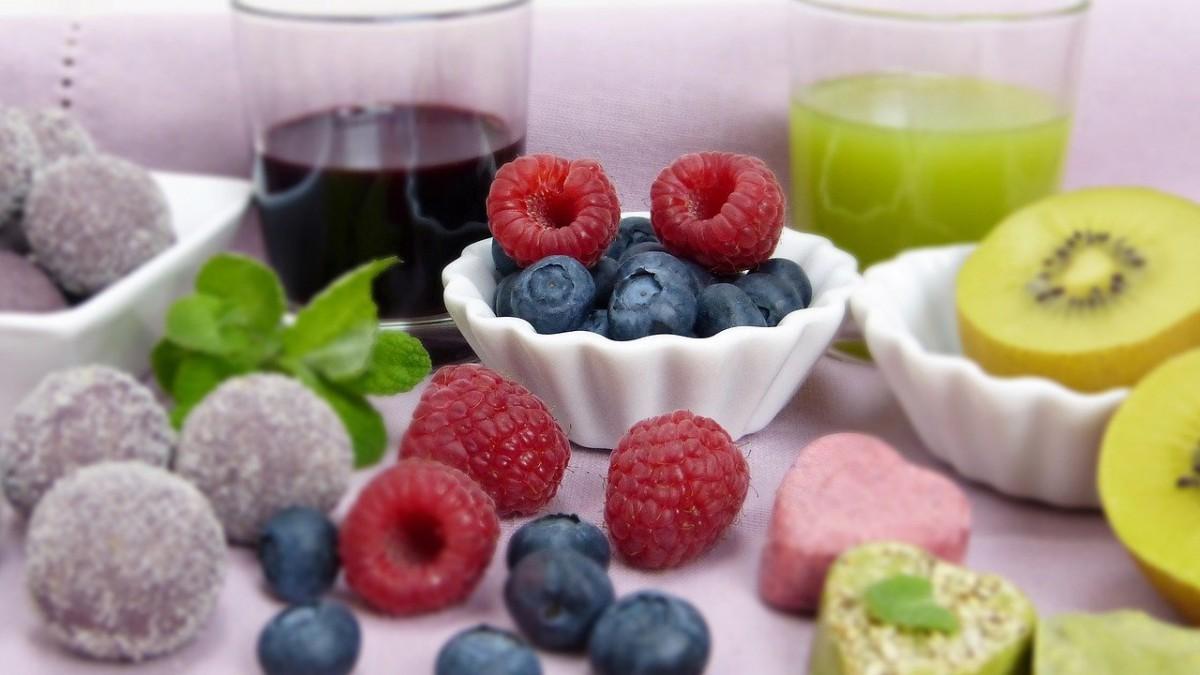 fruit tijdens ramadan