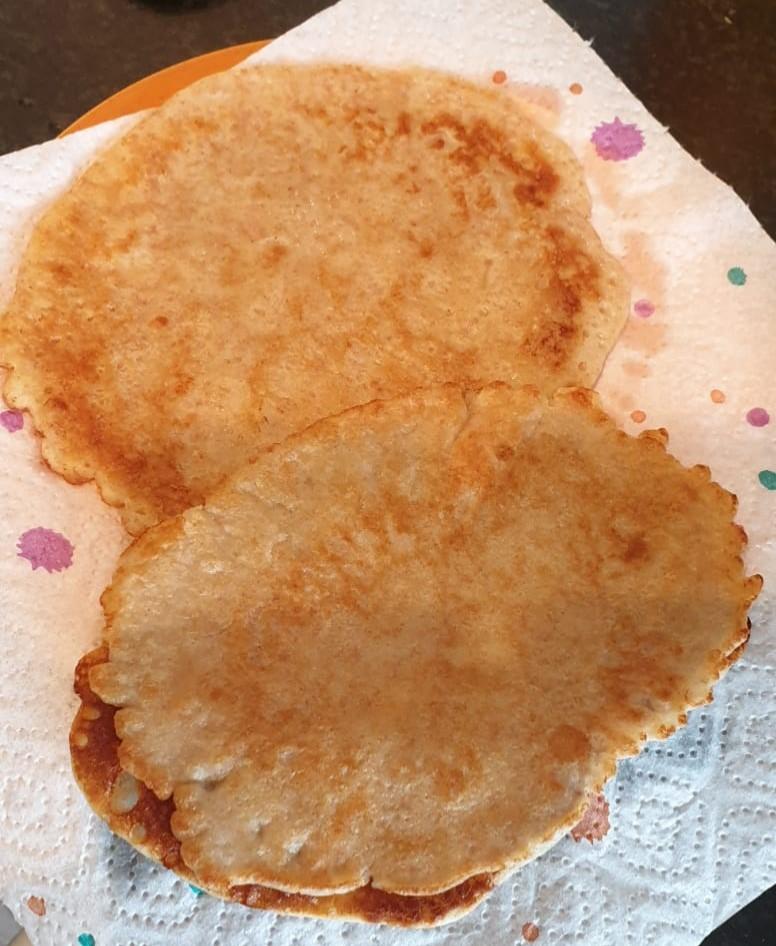 zo maak je moedermelk pannnkoeken