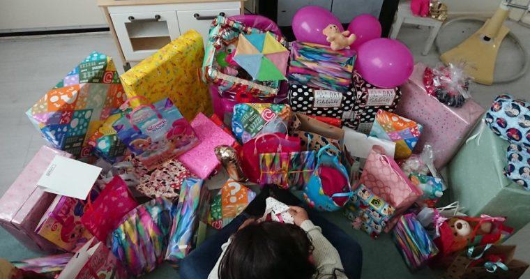 De eerste verjaardag, mijn 20 cadeautips