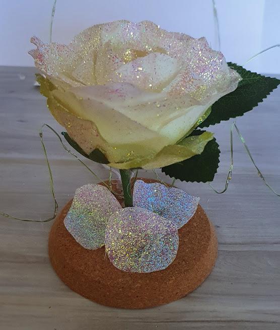 maak je eigen enchanted rose