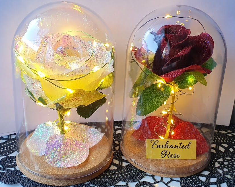 DIY: maak je eigen Enchanted Rose