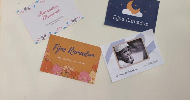 DIY: Maak je eigen Ramadan kaarten