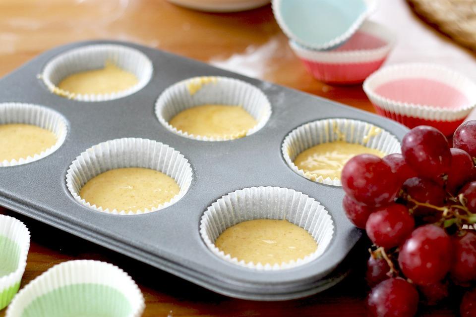maak je eigen cupcakes