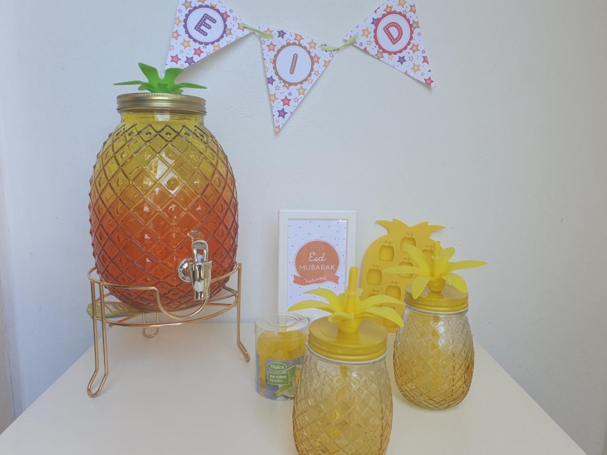 Winactie eid decoratie