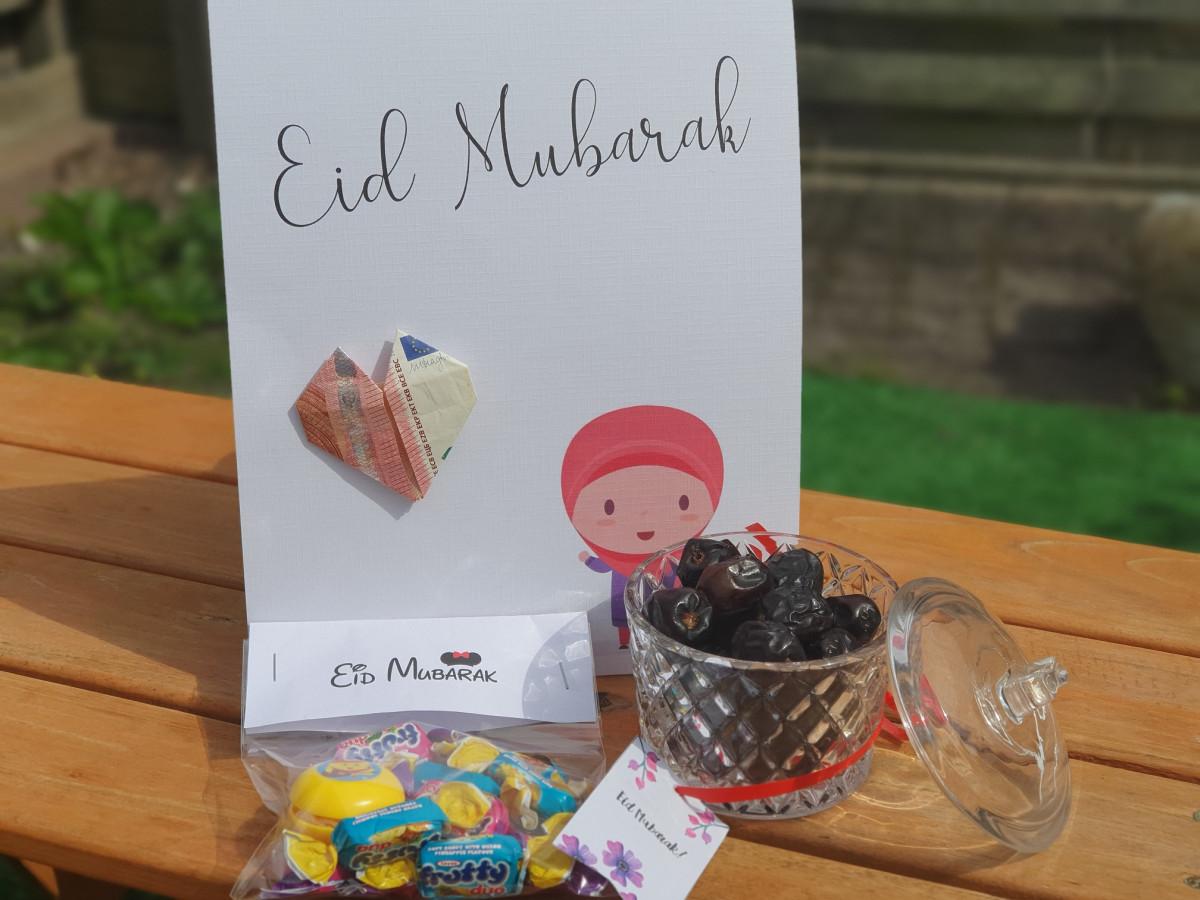 Simpele Eid cadeautjes om zelf te maken