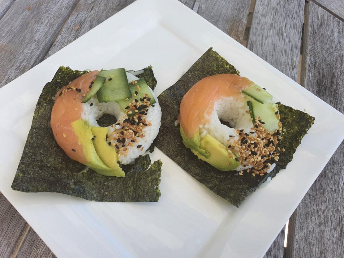 Sushi donuts, leuk voor op je feestje