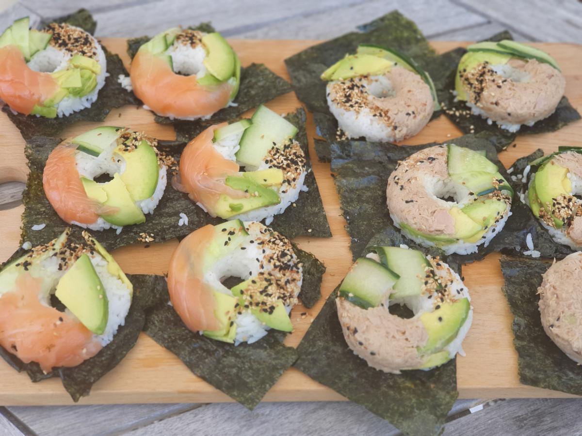 Sushi maak je zelf