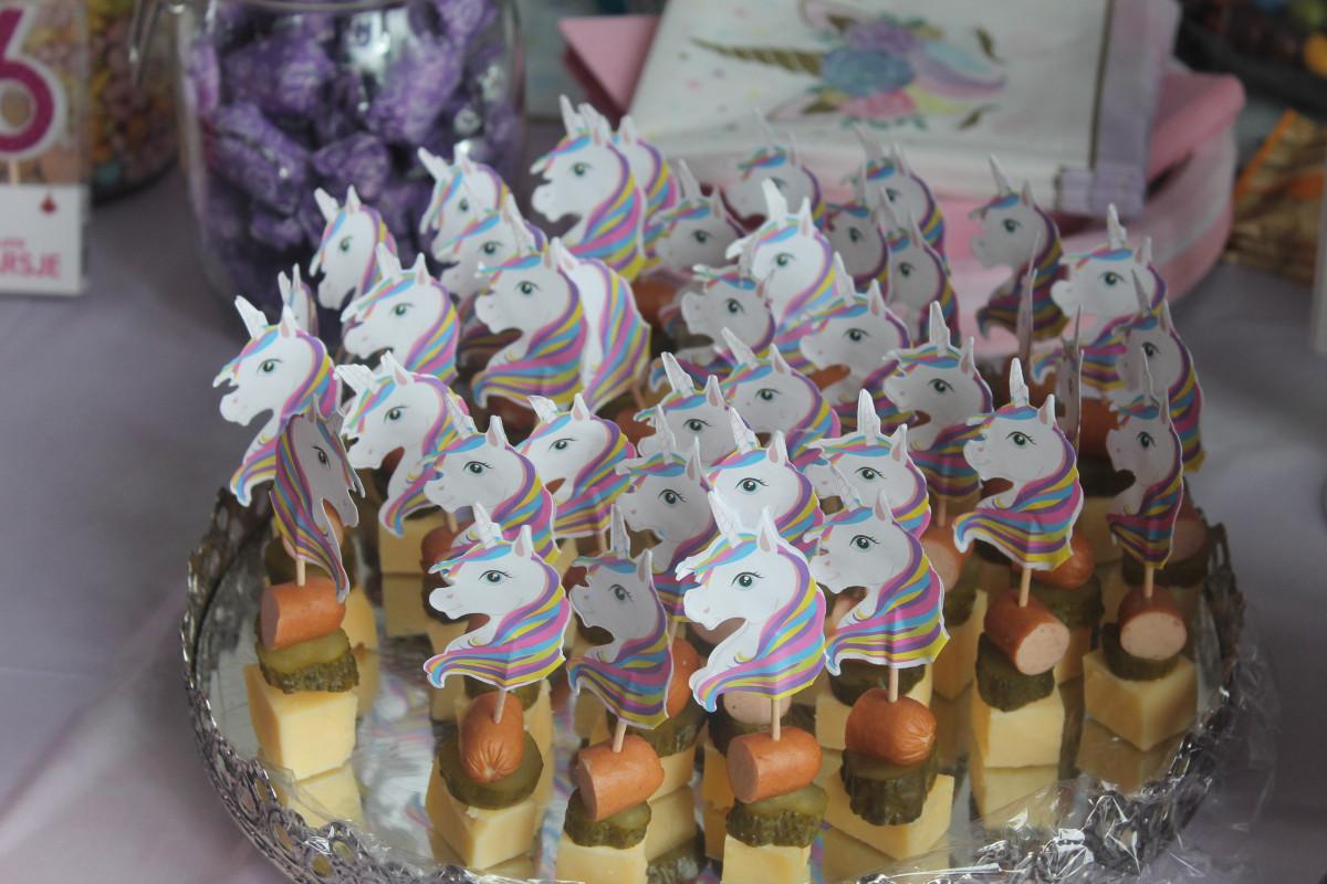 Een Unicorn feestje ( + gratis printables)