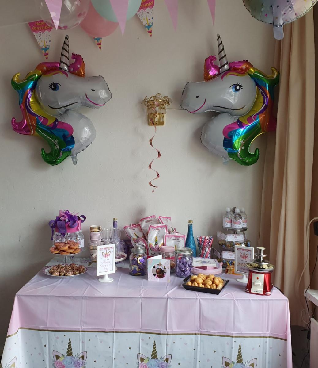 Zo organiseer je zelf een unicornfeestje