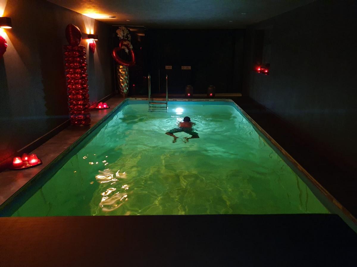 Prive welness met zwembad in zoetermeer