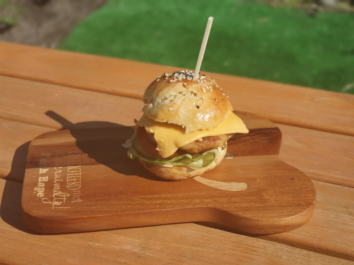 Broodjes kipburger: simpel, lekker en feestelijk