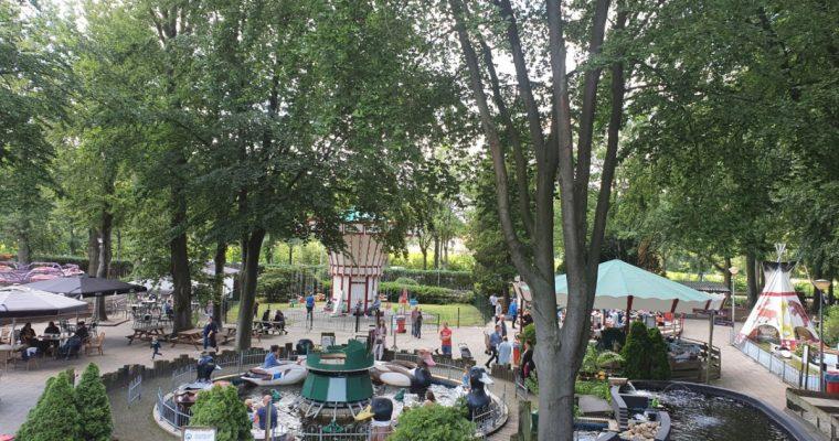 Attractiepark de Waarbeek: low budget en all-inclusive