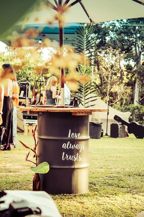 Statafels op je bruiloft