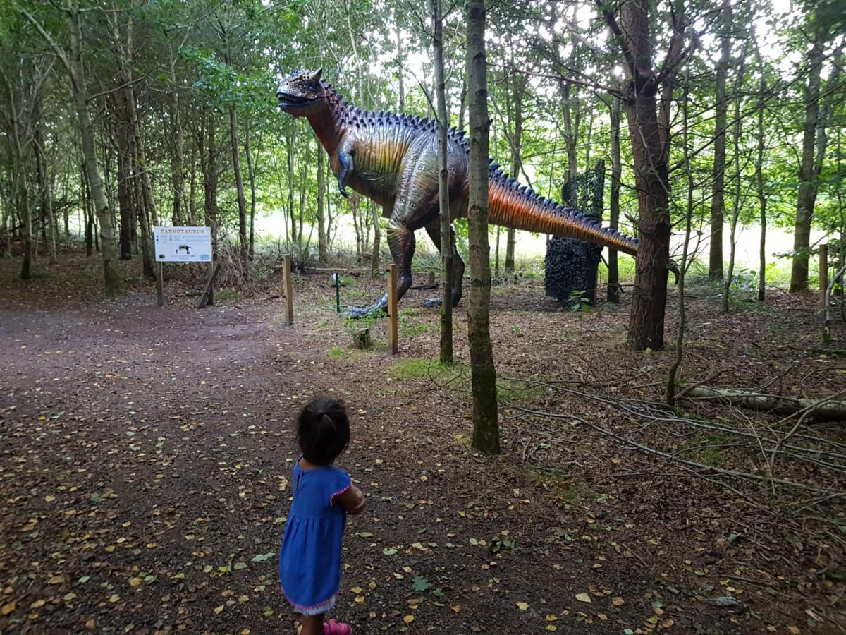 GOedkope dagjes uit: Dinopark landgoed tenaxx