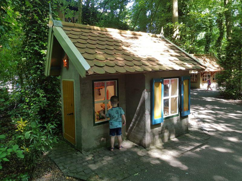 Sprookjes wonderland, leuk voor kleine kinderen