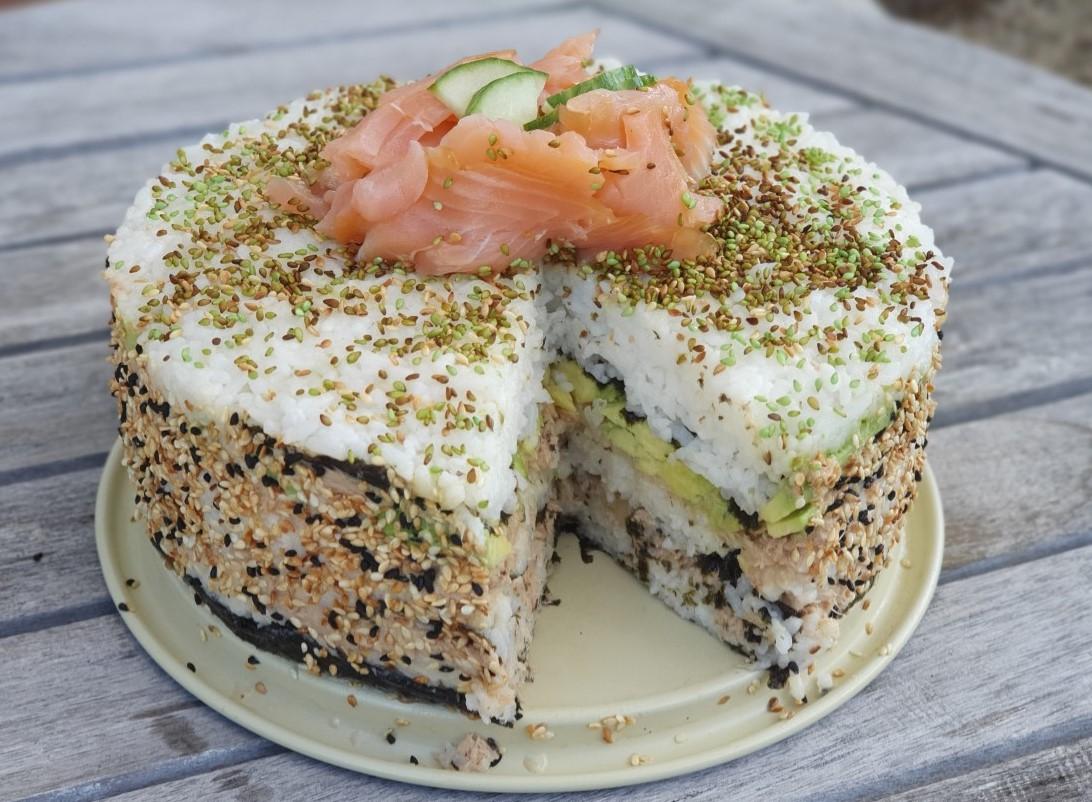 Sushi maar dan anders
