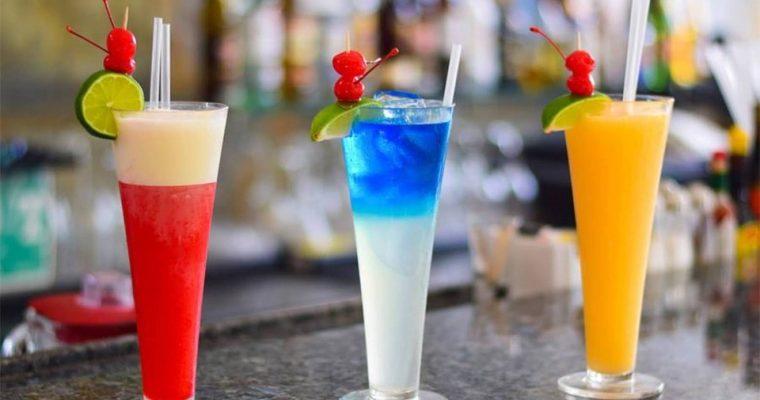 Zomerse drankjes, perfect om gehydrateerd te blijven