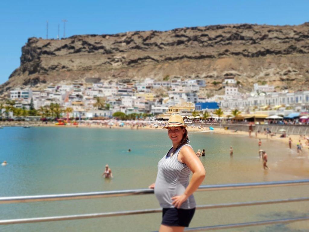 Een ontspannen vakantie tijdens je zwangerschap, 6 tips!