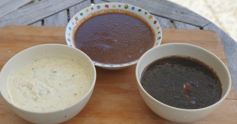 Barbecue sausjes, lekker simpel om zelf te maken