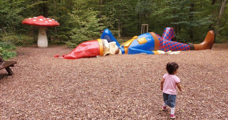 Parc Merveilleux de Bettembourg: Waar sprookjes beginnen te leven