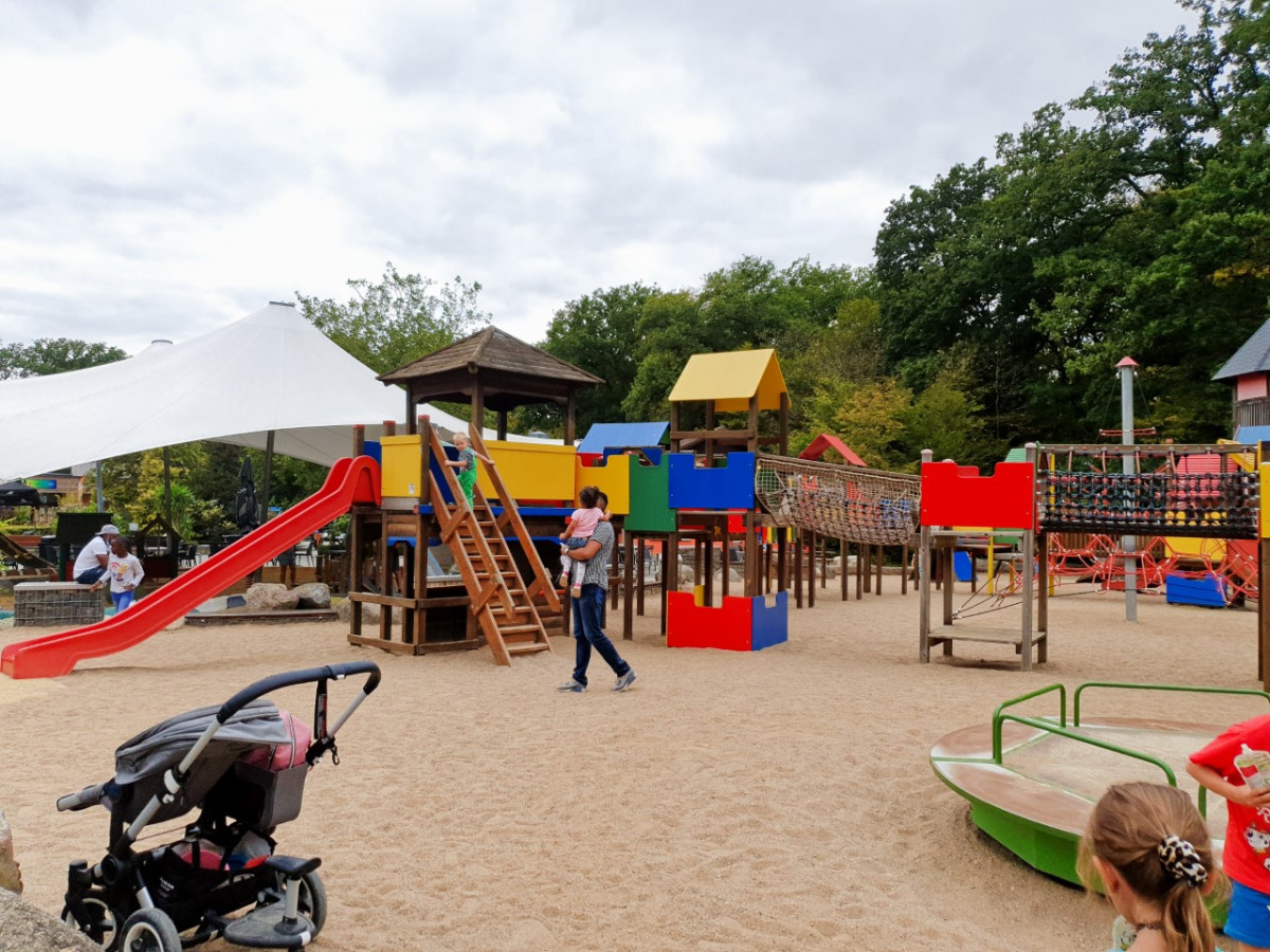 De leukste speeltuinen in Luxemburg