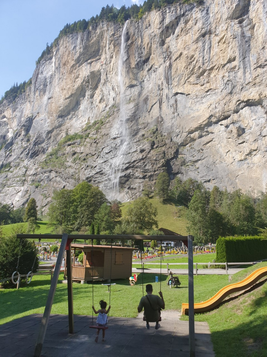 roadtrip lauterbrunnen