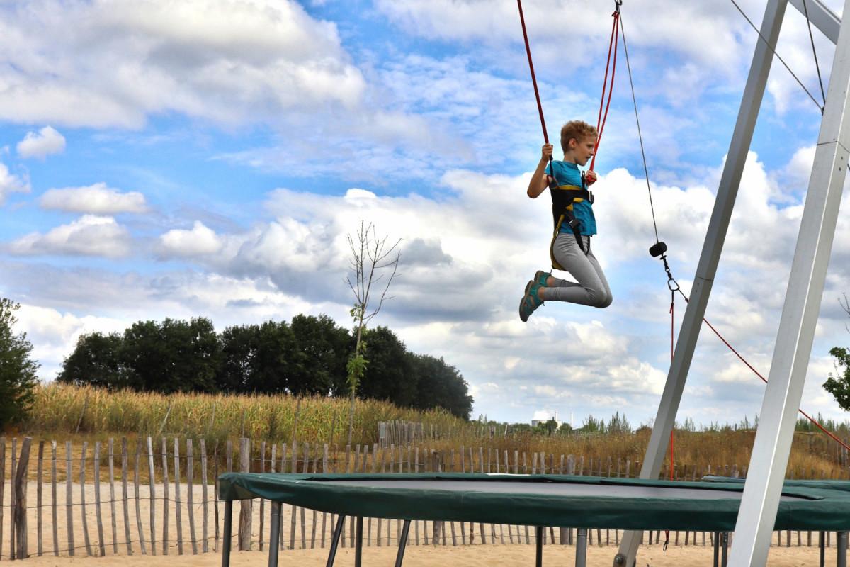 Avonturenpark Valdeludo: lekker back to basic
