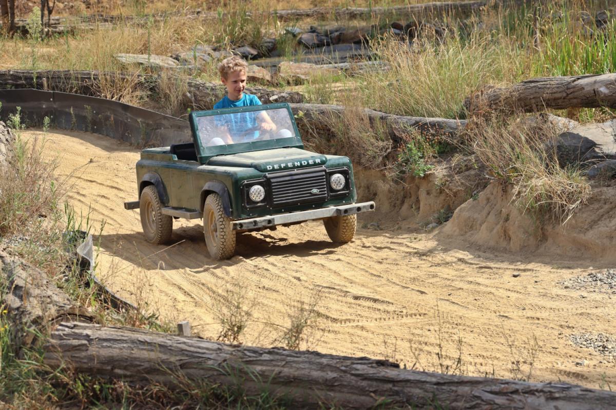 Val de ludo jeep safari