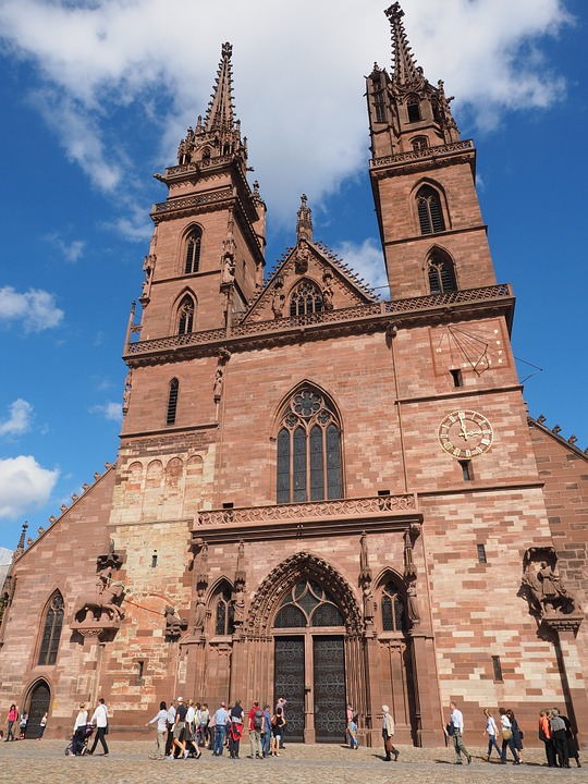 Kerken in Basel