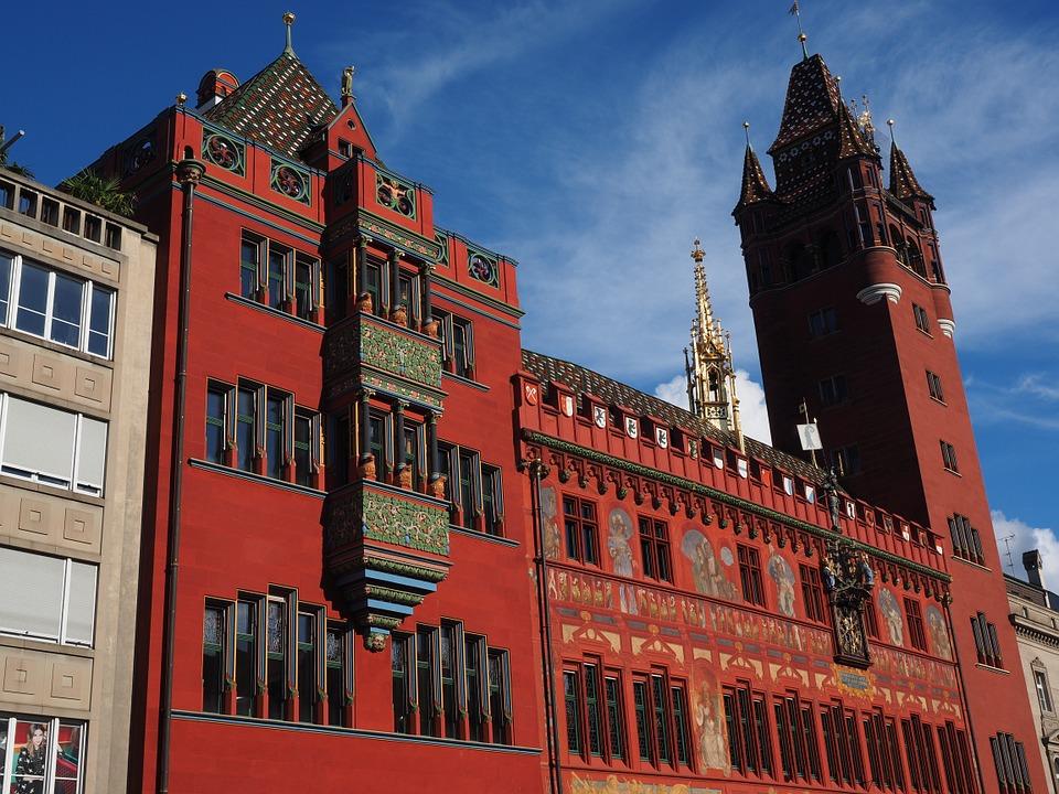 Rathaus Basel, tips voor Basel